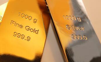 黄金和白银实物需求依然强劲 因为投资者卖出纸张-交易商