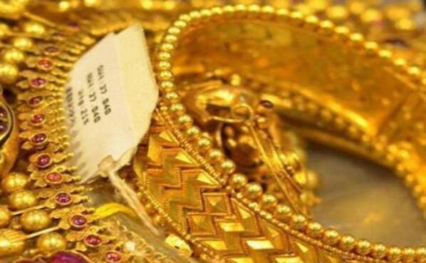 今日金价:黄金上涨258卢比,白银上涨837卢比
